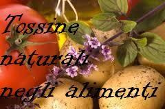 Fattori tossici naturali degli alimenti