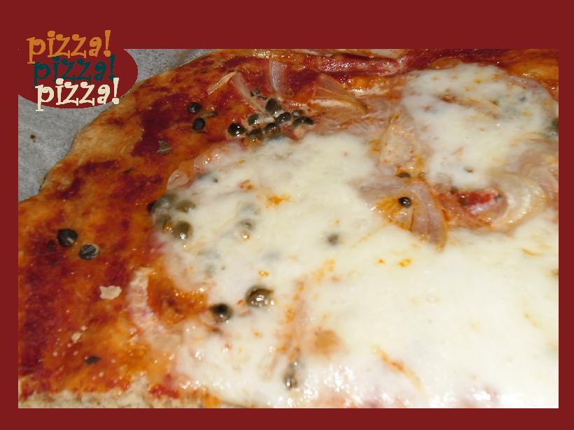 mjöl till pizza