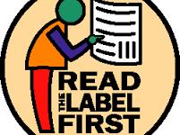 Leggiamo le etichette!
